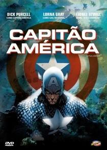 Capitão América - Poster / Capa / Cartaz - Oficial 8