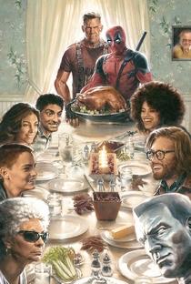 Deadpool 2 - Poster / Capa / Cartaz - Oficial 6