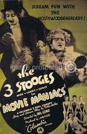 Os Três Patetas - Cinemaníacos (The Three Stooges - Movie Maniacs)