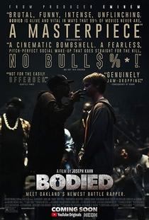 Bodied - Poster / Capa / Cartaz - Oficial 2