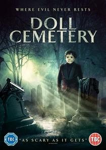 Doll Cemetery - Poster / Capa / Cartaz - Oficial 1