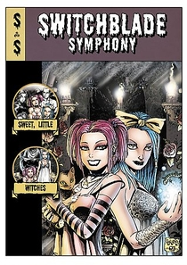Switchblade Symphony – Sweet, Live Witches - Poster / Capa / Cartaz - Oficial 1