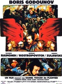 Boris Godounov - Poster / Capa / Cartaz - Oficial 2