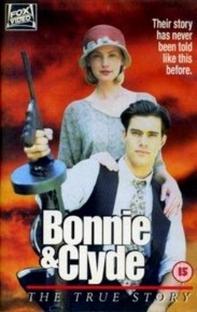 A Verdadeira História de Bonnie & Clyde - Poster / Capa / Cartaz - Oficial 1