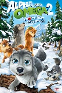 A Lady e o Lobo 2: A Aventura de Natal - Poster / Capa / Cartaz - Oficial 1