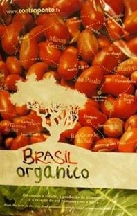 Brasil Orgânico - Poster / Capa / Cartaz - Oficial 1