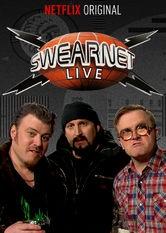 Swearnet Live - Poster / Capa / Cartaz - Oficial 1