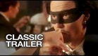 Don Juan DeMarco Official Trailer - Johnny Depp Movie (1994)