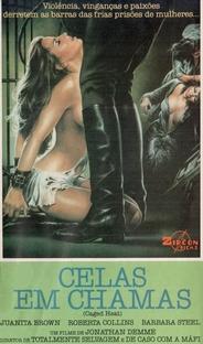 Celas em Chamas - Poster / Capa / Cartaz - Oficial 2