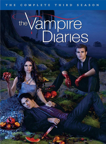 The Vampire Diaries (3ª Temporada) - Poster / Capa / Cartaz - Oficial 2