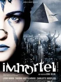 Immortel (ad vitam) - Poster / Capa / Cartaz - Oficial 1