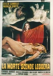 La morte scende leggera - Poster / Capa / Cartaz - Oficial 1