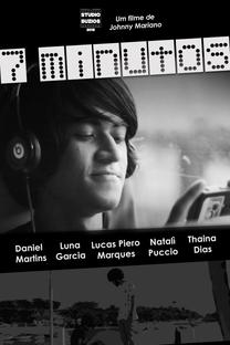 7 Minutos - Poster / Capa / Cartaz - Oficial 1