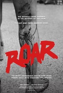 Roar - Poster / Capa / Cartaz - Oficial 2