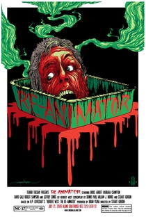 Re-Animator - Poster / Capa / Cartaz - Oficial 5