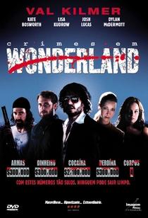 Crimes em Wonderland - Poster / Capa / Cartaz - Oficial 8