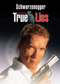 True Lies - Poster / Capa / Cartaz - Oficial 5