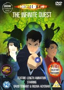 Doctor Who: A Busca pelo Infinito - Poster / Capa / Cartaz - Oficial 1