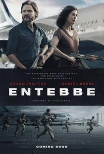 Sete Dias em Entebbe - Poster / Capa / Cartaz - Oficial 1