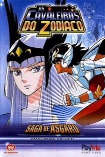 Os Cavaleiros do Zodíaco (Saga 2: Asgard) - Poster / Capa / Cartaz - Oficial 5