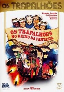 Os Trapalhões no Reino da Fantasia - Poster / Capa / Cartaz - Oficial 1