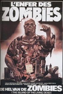 Zombie - A Volta dos Mortos - Poster / Capa / Cartaz - Oficial 3