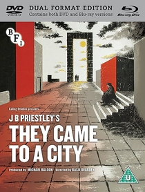 They Came to a City - Poster / Capa / Cartaz - Oficial 1