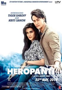 Heropanti - Poster / Capa / Cartaz - Oficial 3