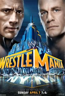WrestleMania 29 - Poster / Capa / Cartaz - Oficial 1