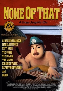 None Of That - Poster / Capa / Cartaz - Oficial 1