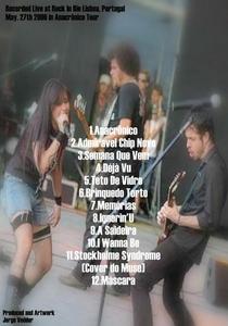 Pitty - Rock In Rio 2006 - Poster / Capa / Cartaz - Oficial 1