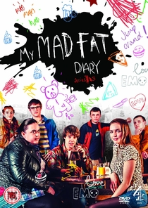My Mad Fat Diary (3ª Temporada) - Poster / Capa / Cartaz - Oficial 1