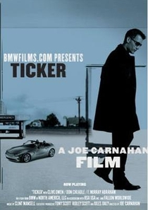 Ticker - Poster / Capa / Cartaz - Oficial 1