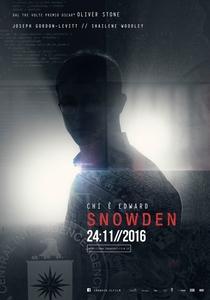 Snowden - Herói ou Traidor - Poster / Capa / Cartaz - Oficial 4