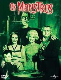 Os Monstros (1ª Temporada) - Poster / Capa / Cartaz - Oficial 2