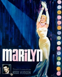 Marilyn - Poster / Capa / Cartaz - Oficial 1