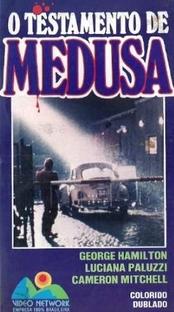O Testamento de Medusa - Poster / Capa / Cartaz - Oficial 1
