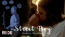 Street Boy - Poster / Capa / Cartaz - Oficial 1