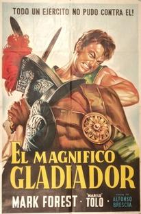 Il Magnifico Gladiatore - Poster / Capa / Cartaz - Oficial 2