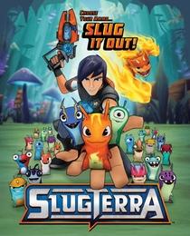 Slugterrâneo (1° Temporada) - Poster / Capa / Cartaz - Oficial 1