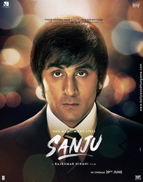 Sanju - Poster / Capa / Cartaz - Oficial 15