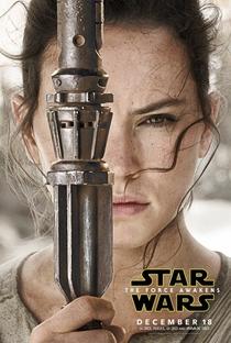 Star Wars, Episódio VII: O Despertar da Força - Poster / Capa / Cartaz - Oficial 4