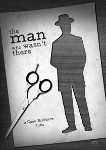 O Homem Que Não Estava Lá - Poster / Capa / Cartaz - Oficial 4