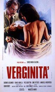 Verginità - Poster / Capa / Cartaz - Oficial 1