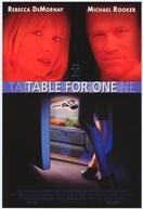 Louca Obsessão (A Table for One)