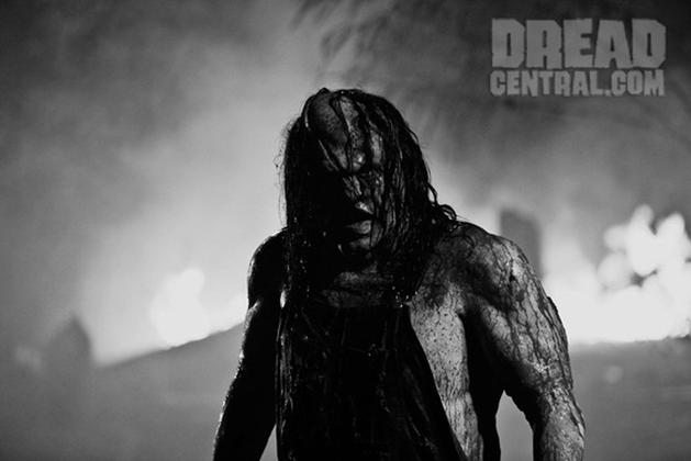 """Horror na Veia: Fotos de """"Terror no Pântano 3"""""""