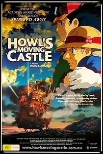 O Castelo Animado - Poster / Capa / Cartaz - Oficial 49