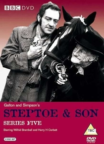 Steptoe and Son (5ª Temporada) - Poster / Capa / Cartaz - Oficial 1