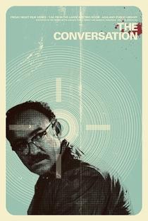 A Conversação - Poster / Capa / Cartaz - Oficial 1