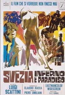 Suécia: Inferno e Paraíso - Poster / Capa / Cartaz - Oficial 1